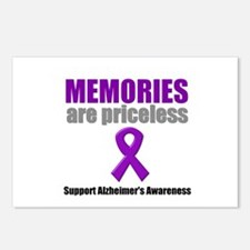 Alzheimer Priceless Postcards (Package of 8)