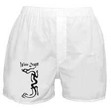 Water Dragon Boxer Shorts