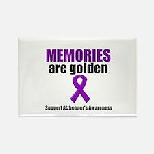 Alzheimer Priceless Rectangle Magnet