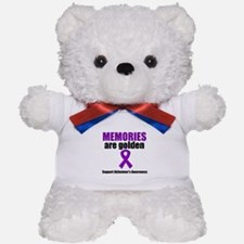 Alzheimer Priceless Teddy Bear