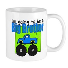 Monster Truck Big Brother Mug