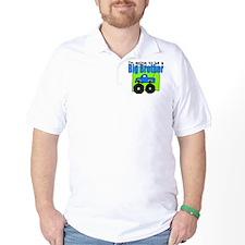 Monster Truck Big Brother T-Shirt
