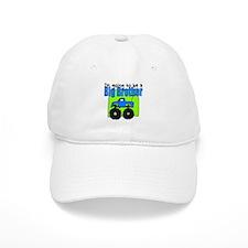 Monster Truck Big Brother Baseball Cap