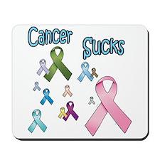 Cancer Sucks 08 Mousepad