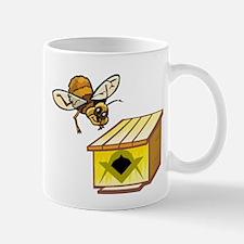 The Masonic Bee Lodge Mug