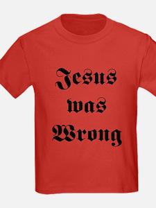 jesus was wrong little miss sunshine T