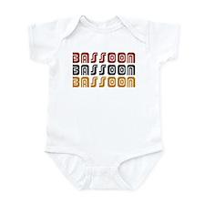 Tribal Bassoon Infant Bodysuit