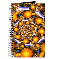 """""""Center Me"""" Fractal Art Journal"""