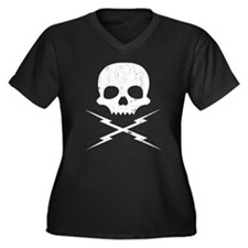 death proof stuntman mike Women's Plus Size V-Neck