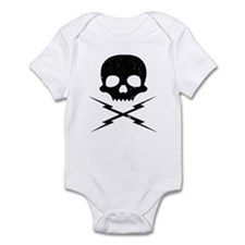 death proof stuntman mike Infant Bodysuit