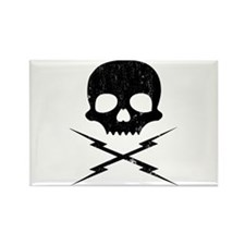 death proof stuntman mike Rectangle Magnet