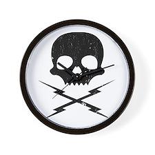 death proof stuntman mike Wall Clock