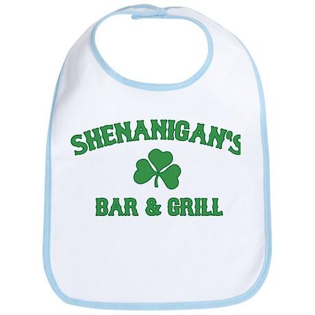 shenanigan's bar & grill Bib