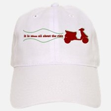 All About The Scoot Baseball Baseball Cap