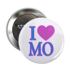 "I Love MO 2.25"" Button (10 pack)"