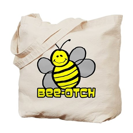 Beeotch Tote Bag