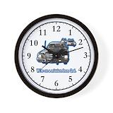 Jake blues Wall Clocks