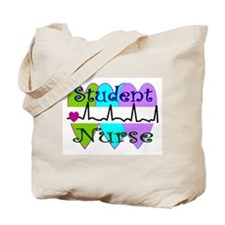 More Student Nurse Tote Bag