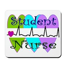 More Student Nurse Mousepad
