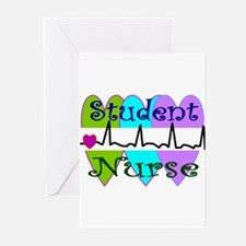 More Student Nurse Greeting Cards (Pk of 20)