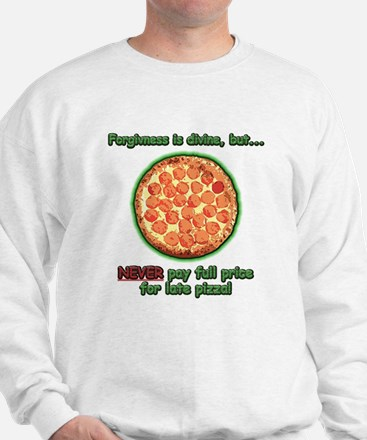 Wise Pizza Sweatshirt