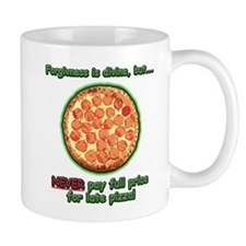 Wise Pizza Mug