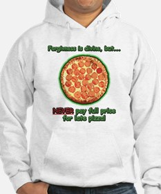 Wise Pizza Hoodie