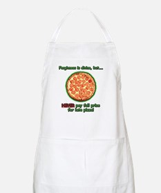 Wise Pizza BBQ Apron