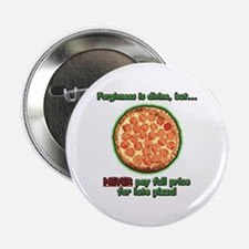 "Wise Pizza 2.25"" Button"
