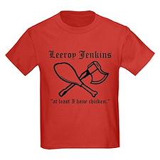leeroy jenkins T