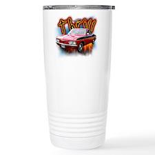 Cute Corvair car Travel Mug