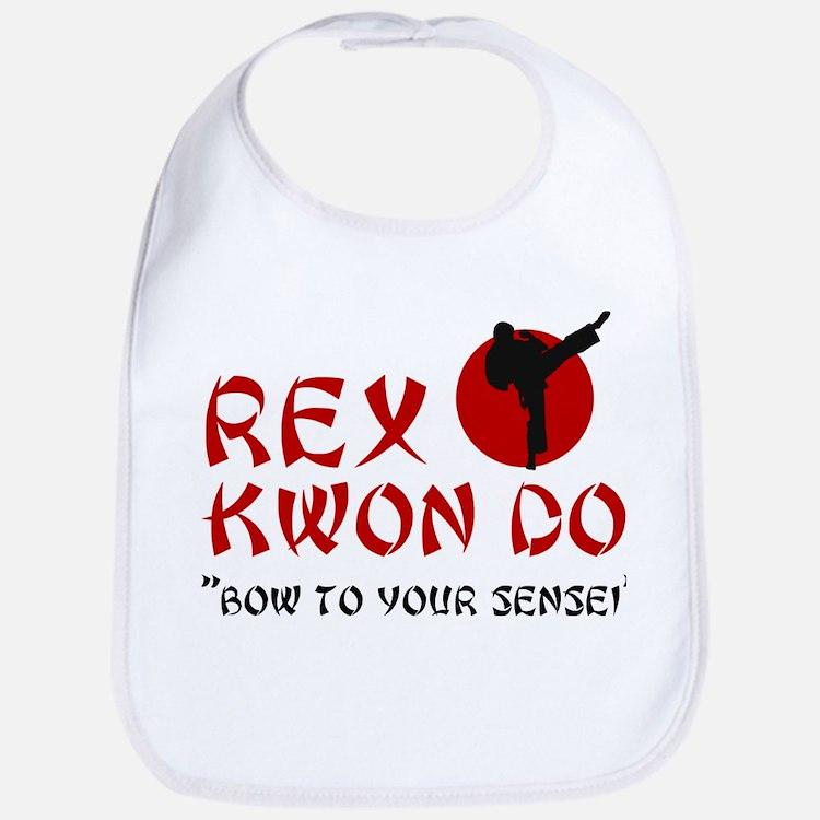 rex kwon do Bib