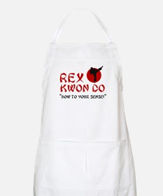 rex kwon do BBQ Apron