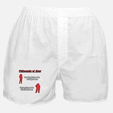 Beer Philosophy Boxer Shorts