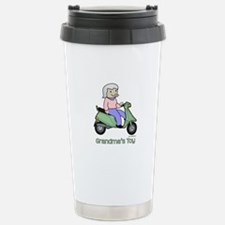 Grandma's Toy Stainless Steel Travel Mug