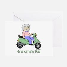 Grandma's Toy Greeting Card