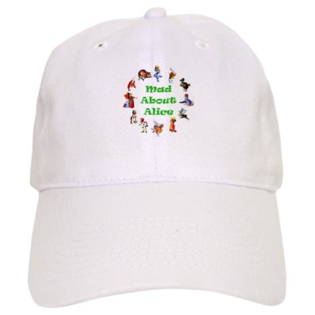 MAD ABOUT ALICE - GREEN Cap