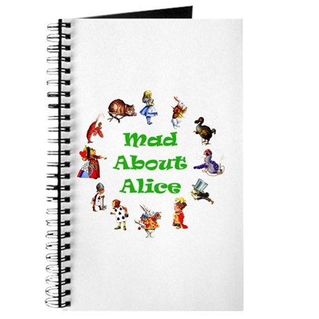 MAD ABOUT ALICE - GREEN Journal