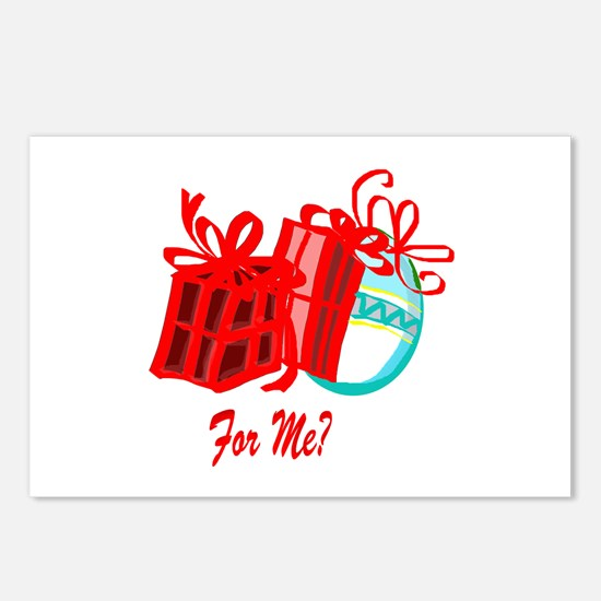 Christmas Point Postcards (Package of 8)