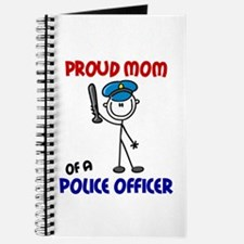 Proud Mom 1 (Police Officer) Journal