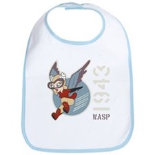 WASP - Women Airforce Service Pilots Bib