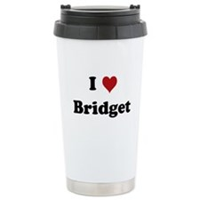 I love Bridget Travel Mug