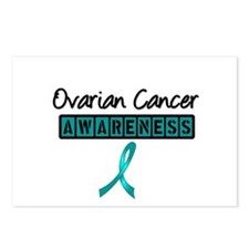 Ovarian Cancer Awareness Postcards (Package of 8)