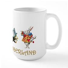 WONDERLAND Ceramic Mugs