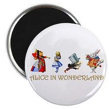 WONDERLAND Magnet
