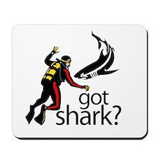 Got Shark? Mousepad