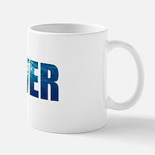 Diver Blue Mug