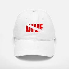 Dive Flag Baseball Baseball Cap
