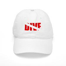 Dive Flag Baseball Cap