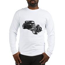 Cute Rat Long Sleeve T-Shirt